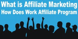 What is affiliate program and how it work