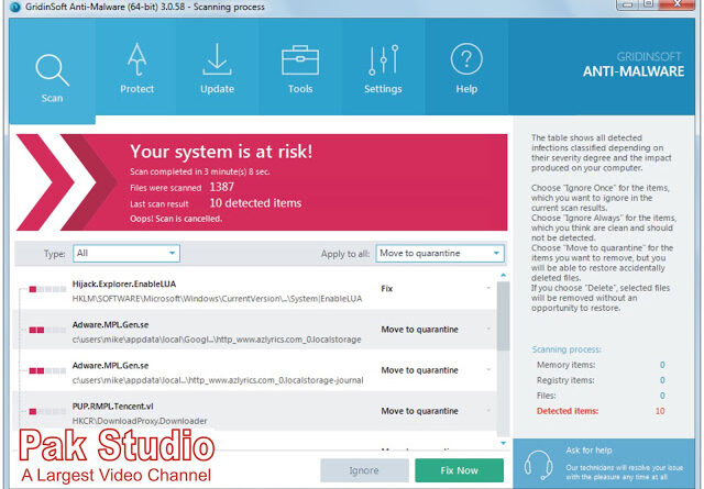 Download Free GridinSoft Anti Malware