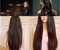 long black hairs
