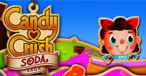 Candy Crush Soda Mod Android Game Free download