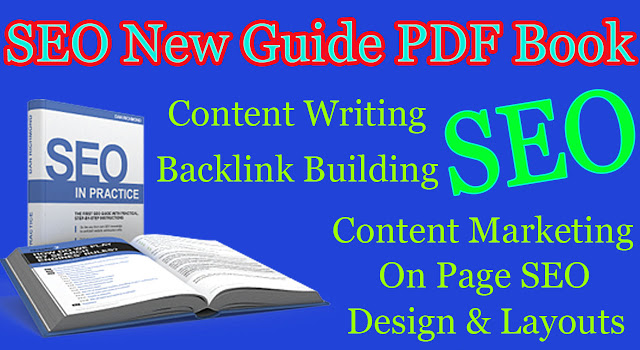 The New Guide To SEO Free PDF Book Free Download