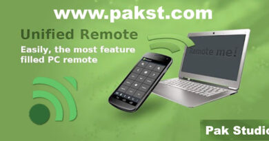 Finally, We Have managed to share the Latest new Android App Unified Remote APK, which you Easily & Free Download From Our Site ( Pak Studio).