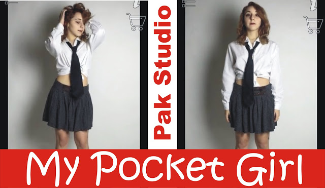 my pocket girl android app