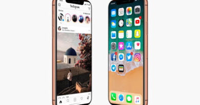 #iPhoneX in Blush Gold