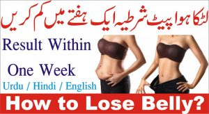 how loss weight