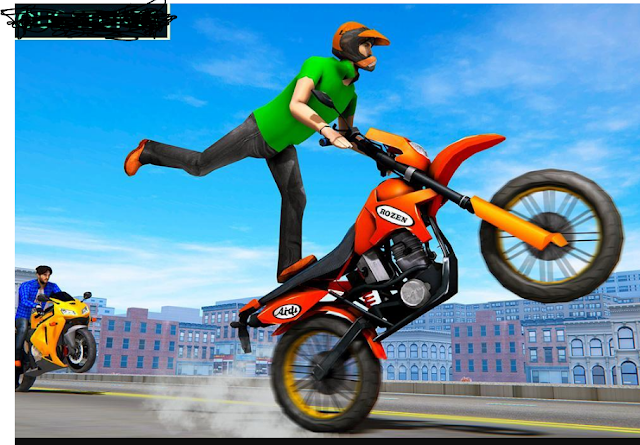 Get a Professional Bike race Android Game file for free. Single-Player & Multiplayer modes with simple controls. Professional Bike Race has 64 beautiful challenging tracks.