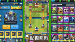 Clash Royal Mod