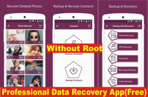 professional data recovery app