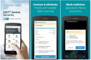 Download ESET Mobile Security & Antivirus with Keys