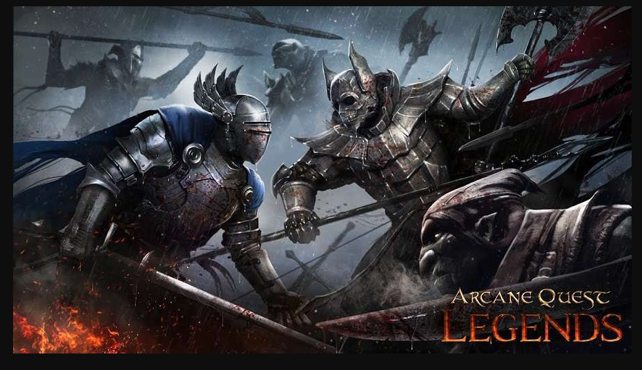 Download Arcane Quest Legends APK Acts Unlocked 1.2.8