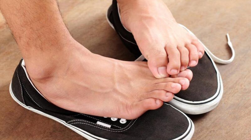 How can get rid of foot odour Within Minute