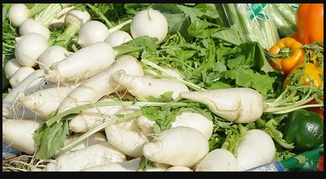 Benefits of Radish leaves In Winter