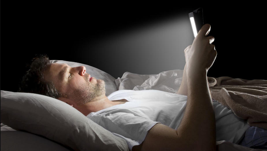 Cell phone effects on health