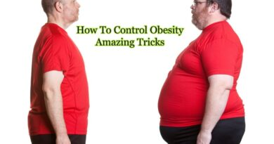 How To control Obesity