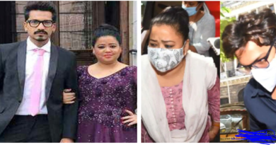Indian Comedian Bharti Singh Arrested