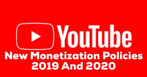 YouTube monetization update 2020
