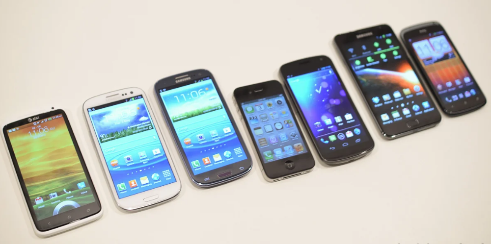 old android phones