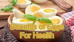Benefits of Eggs For Health