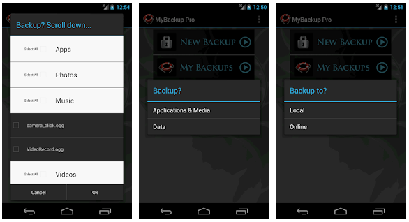 Download My Backup Pro v4.7.3 APK
