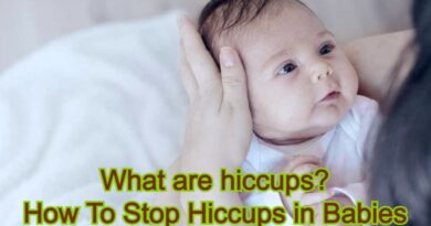 How To Stop Hiccups in Babies