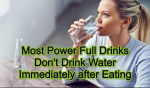 Most Power Full Drinks