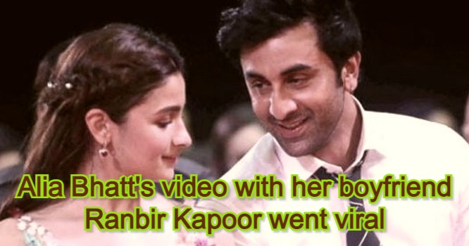 viral video of alia bhatt