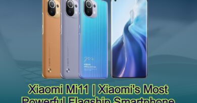 Xiaomi Mi11 | Xiaomi's Most Powerful Flagship Smartphone