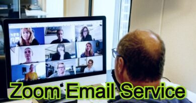 Zoom Email Service