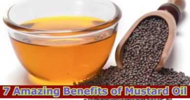 7 Amazing Benefits of Mustard Oil