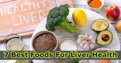 7 Best Foods For Liver Health