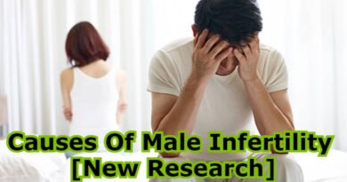 Causes Of Male Infertility [New Research]