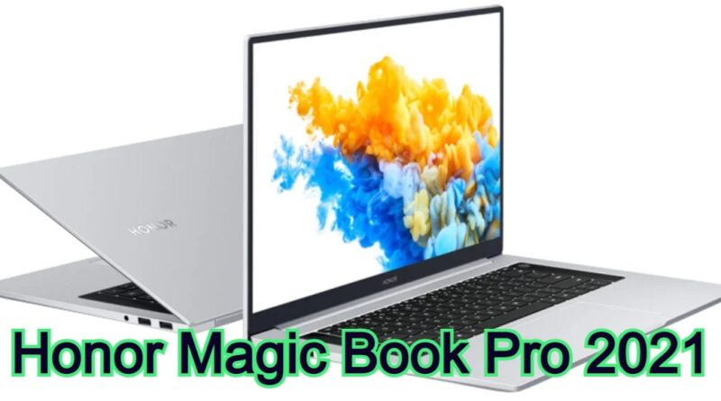 Honor Magic Book Pro 2021