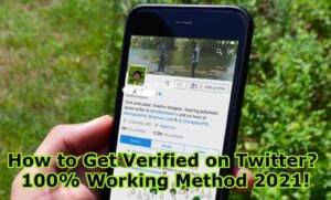 How to Get Verified on Twitter?   100% Working Method 2021!