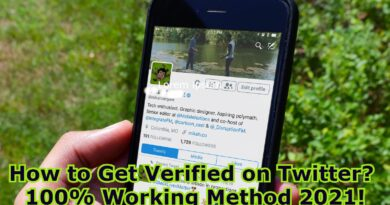 How to Get Verified on Twitter? | 100% Working Method 2021!
