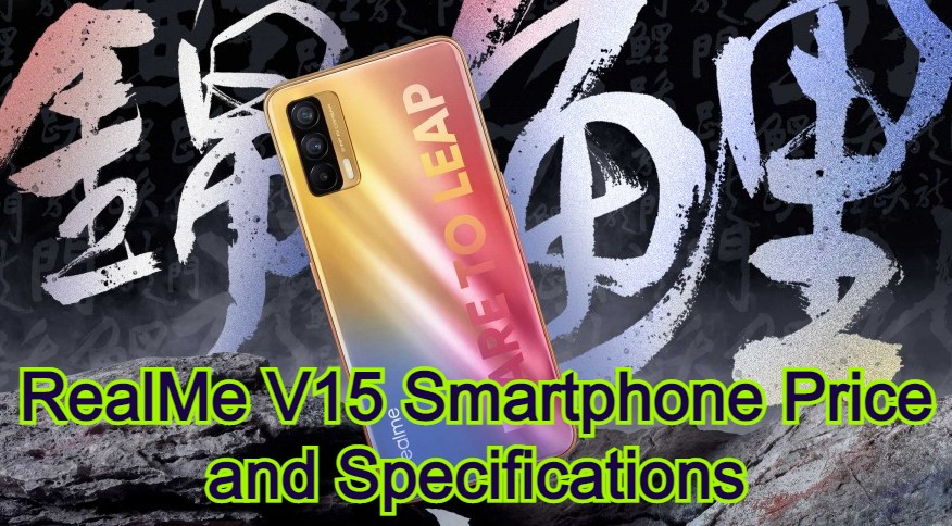 RealMe V15 5G Smartphone Price and Specifications