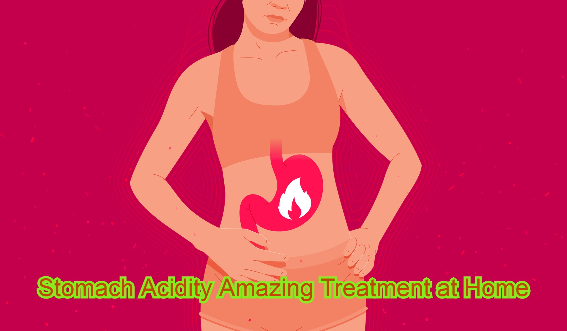 Stomach Acidity Amazing Treatment at Home