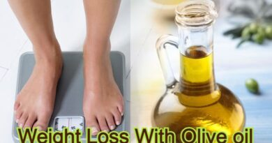 Weight Loss With Olive oil