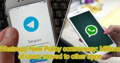 Whatsapp New Policy controversy: Millions of users moved to other apps
