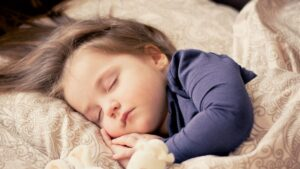 The importance of sleep for older children