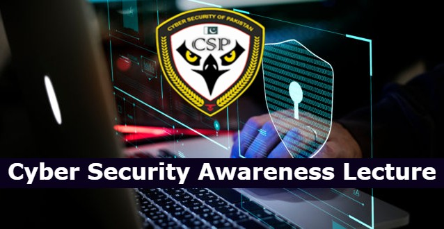 Cyber Security Awareness Lecture