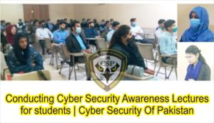Cyber Security Awareness Lectures