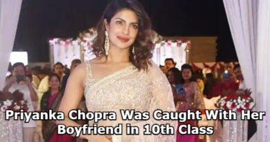 Priyanka Chopra Was Caught With Her Boyfriend in 10th Class