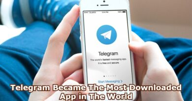 Telegram Became The Most Downloaded App in The World