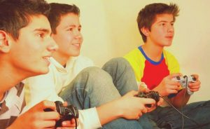 Video Games Reduce The Risk Of Depression