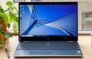 HP Specter x360 (15 inches, 2019) - Best Laptops For Video Editing