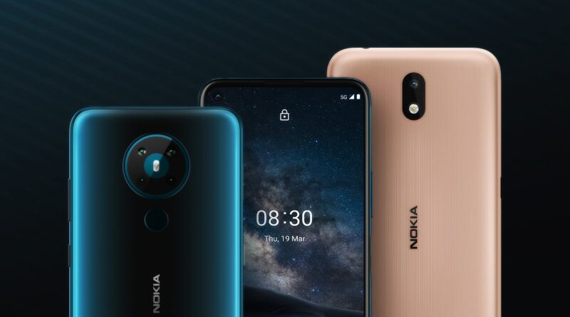Nokia is Introducing Their New 5G Smartphones
