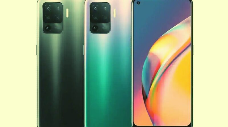 Oppo A94 5G Smartphone Introduced