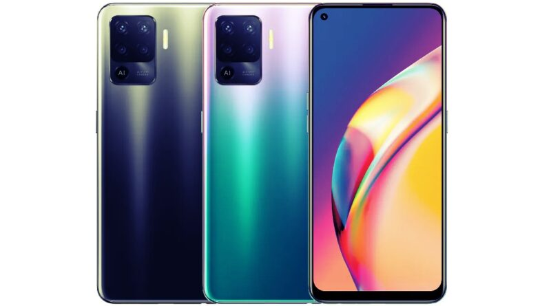 Oppo Reno 5F full Specifications and Price