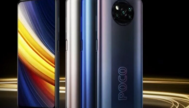 POCO X3 Pro and POCO F3 Smartphones Price and Specifications