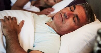 Restful Sleep Reduces The Effects Of Trauma